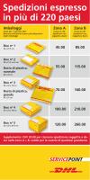 DHL Express Easy Tariffe 2015