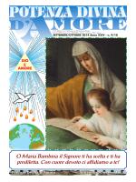 Settembre-Ottobre 2014 - Opera dello Spirito Santo