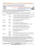 UNITÀ PASTORALE delle parrocchie di AZZATE e GALLIATE