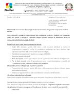 Circolare n.91/dd-dir Arzignano, 05 novembre 2014 A tutti i Genitori