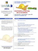 programma - Veneto Agricoltura