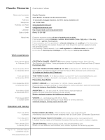 Download curriculum vitae in pdf