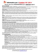 Pubblicazione ADO iscrizione SAF 15-16enni 2014