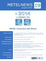 scaricare il MetelNews 19