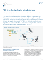 PTC Creo® Design Exploration Extension