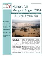 Newsletter Maggio-Giugno 2014