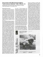 Documenti orali della Svizzera italiana. Testimonianze dialettali