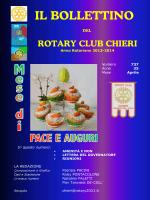 N° 737 - Rotary Club Chieri