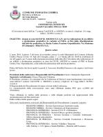 Verbale IV CdS_ISA - Comune di Bastia Umbra