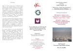Programme - Géographie-cités