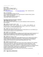 Curriculum vitae Eugenio Colazzo al 30_01_2014