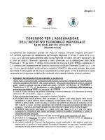 allegatoA bando (1) - Comune di Castelnuovo Val di Cecina