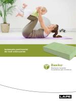 Brochure BASIKO - Termoacustica