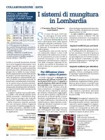 I sistemi di mungitura in Lombardia