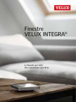 Catalogo Velux Integra