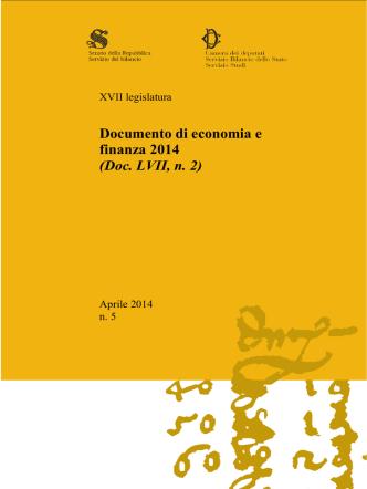 BILA - Documentazione di finanza pubblica - 5