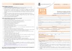 SUAP - Denuncia di inizio attività (DIA)