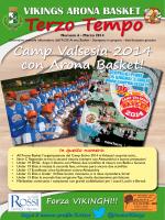 Terzo Tempo - Arona Basket