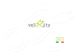 CATALOGO - Biciclette Elettriche VeloCity