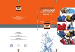 Catalogo 2015 - G.M.P. S.p.A.