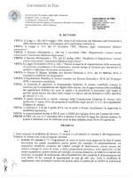 D.R. 5 dicembre 2014 n.40443 - Modifiche