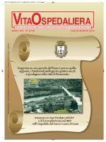 Luglio/Agosto 2014 - istitutosangiovannididio.it