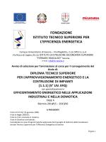 Bando - Campus Savona