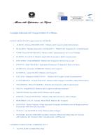 Elenco partecipanti informale trasporti Milano