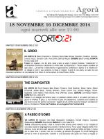 Corto21 - Tempo Libero Toscana