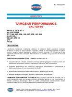tamgear performance sae 75w-90