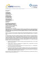 Data: 18 luglio 2014 Prot: 54/2014 A Presidente CRA Prof