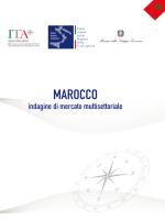 Marocco - Indagine di mercato multisettoriale
