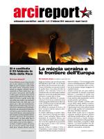 Arcireport numero 8_27 febbraio 2014