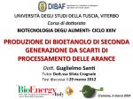 Pres Guglielmo Santi - Chimica Verde Bionet