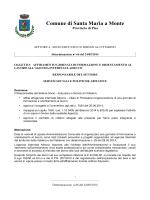 Adecco - Comune di Santa Maria a Monte