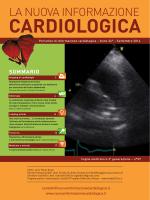 settembre 2014 - Nuova Informazione Cardiologica