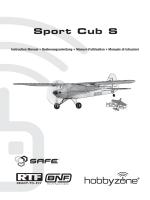41924.1 HBZ UM Sport Cub SAFE RTF book .indb