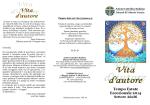 Depliant Estate Adulti 2014 - Azione Cattolica Vittorio Veneto