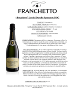 """Borgoletto"" Lessini Durello Spumante DOC"