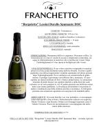 """Borgoletto"" Lessini Durello Spumante DOC"