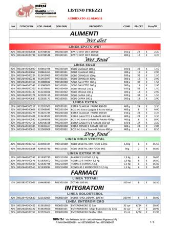 1 DRN Listino 03-2014.xlsx