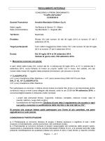 Leggi il Regolamento Integrale in pdf