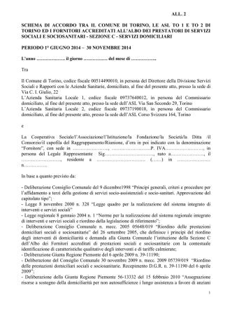 Allegato 2 - Città di Torino