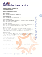 DIREZIONE TECNICA 2012/2013