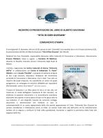 """""""VITA DI DON GIUSSANI"""" - Centro di solidarietà """"San Paolo"""