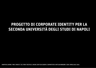 corporate unina2 COMPLETA1 - Scuola Politecnica e delle