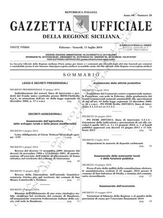 circolare - Ordine Regionale dei Geologi Di Sicilia
