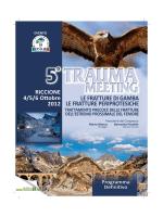 Programma 5° Trauma Meeting
