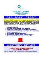 CircolareISEE - FABI Verona