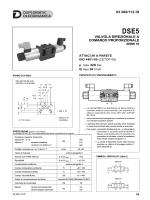 DSE5 - Duplomatic Oleodinamica